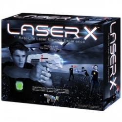 Laser-X infravörös pisztoly 1 darabos készlet - Játék fegyverek - Játék fegyverek Laser-X