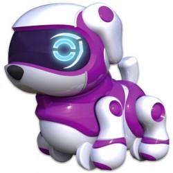 Teksta Micro robot kutya kisállat - TÁVIRÁNYÍTÓS játékok - Pályák, kisautók Teksta