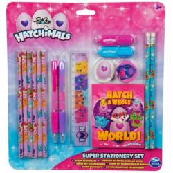 Hatchimals írószer készlet Táska, sulis felszerelés - Hatchimals plüssök tojásban Hatchimals