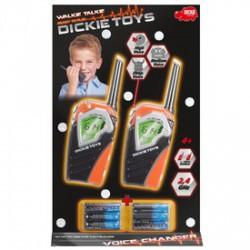 Walkie-Talkie adóvevő hangtorzítóval - Kerti és vízes játékok - Kerti és vízes játékok