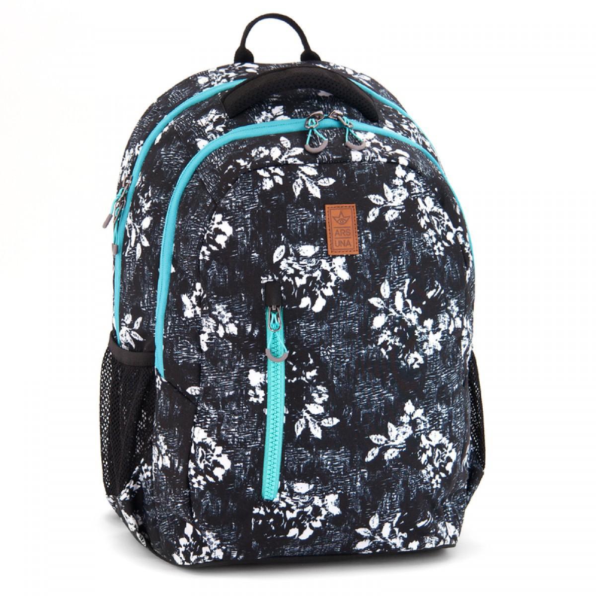dfcd37d62df2 ARS UNA 09 ergonomikus hátizsák, iskolatáska 91315335 Táska, sulis  felszerelés