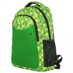 Pixie hátizsák, iskolatáska - zöld-fekete - PIXIE iskolatáskák - PIXIE iskolatáskák Pixie