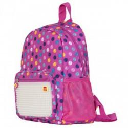 Pixie sötétben világító iskolás hátizsák, iskolatáska - rózsaszín - PIXIE iskolatáskák - PIXIE iskolatáskák Pixie