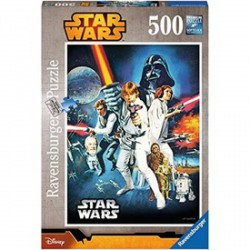 Ravensburger Star Wars Az új remény 500 darabos puzzle - RAVENSBURGER játékok - Kirakók, puzzle-ok Star Wars