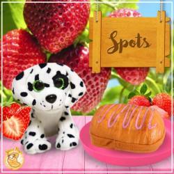 Sweet Pups/Süti kutyus - Tasi - Sweet Pups/Süti kutyusok - Plüss és állat,-mesefigurák Süti kutyus