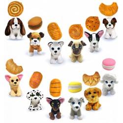 Sweet Pups/Süti kutyus - Rex Gömböc - Sweet Pups/Süti kutyusok - Plüss és állat,-mesefigurák Süti kutyus