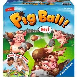 Ravensburger Malacbanda társasjáték ( Pig Ball ) - Társasjátékok - Társasjátékok Ravensburger