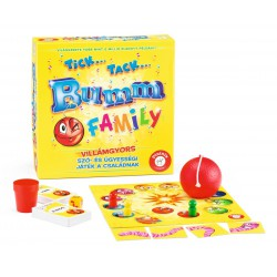 Tick Tack Bumm Family társasjáték - Társasjátékok - Társasjátékok Piatnik