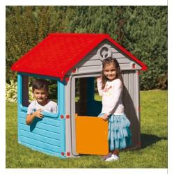 Dolu kerti játszóház - 125x100x104 cm - Kerti és vízes játékok - Kerti és vízes játékok Dolu