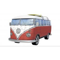 Ravensburger Volkswagen T1 Surf Edition 162 darabos 3D puzzle - RAVENSBURGER játékok - Kirakók, puzzle-ok Ravensburger