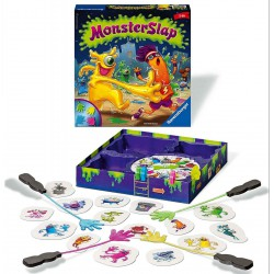 Ravensburger Monster Slap társasjáték - Társasjátékok - Társasjátékok Ravensburger