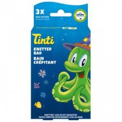 Tinti pezsgőfürdő 3 darabos készlet - TINTI fürdőjáték - Bébijátékok TINTI