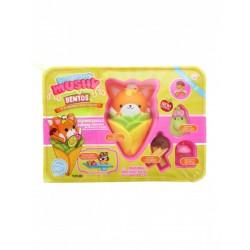 Smooshy Mushy Bento róka a burritojával figurakészlet Smooshy Mushy játékok - Lányos játékok Smooshy Mushy