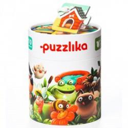 Cubika Állatok és lakhelyeik XXL puzzle - CUBIKA bébijátékok - Bébijátékok CUBIKA