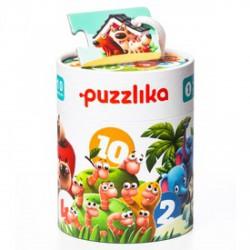 Cubika Barátok 20 darabos XXL puzzle - CUBIKA bébijátékok - Bébijátékok CUBIKA