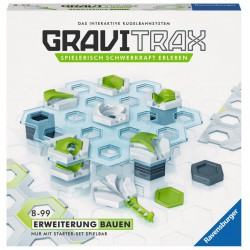 GRAVITRAX extra építő elem 25 darabos építőjáték kiegészítő - GRAVITRAX pályák ( Ravensburger ) - GRAVITRAX pályák ( Ravensburger ) GRAVITRAX