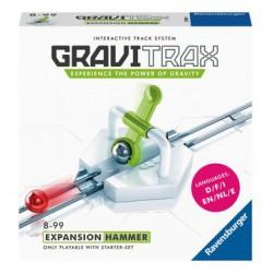 GRAVITRAX Hammer kalapács 7 darabos építőjáték kiegészítő - GRAVITRAX pályák ( Ravensburger ) - GRAVITRAX pályák ( Ravensburger ) GRAVITRAX