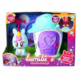 Lumiluvs Csillagfény házikó - kék - LUMILUVS állatkák - Lányos játékok Lumiluvs