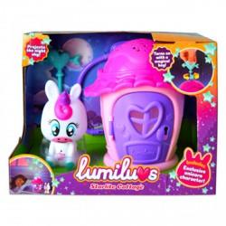 Lumiluvs Csillagfény házikó - pink - LUMILUVS állatkák - Lányos játékok Lumiluvs