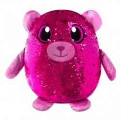 Simiflitter maci plüssfigura - 35 cm, rózsaszín - Simiflitter plüssök, játékok - Plüss és állat,-mesefigurák Simiflitter
