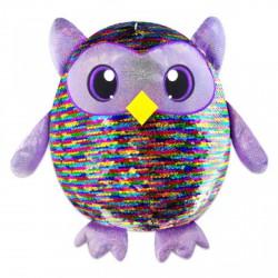 Simiflitter bagoly plüssfigura - 35 cm, színes - Simiflitter plüssök, játékok - Plüss és állat,-mesefigurák Simiflitter