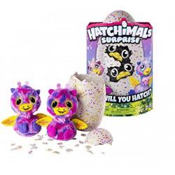 Hatchimals Surprise 2 darabos meglepetés Giraven figura - Hatchimals plüssök tojásban - Hatchimals plüssök tojásban Hatchimals