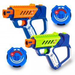 Silverlit Lazer M.A.D. Sugárvető 2 darabos készlet, lézerfegyver - Játék fegyverek - Játék fegyverek Lazer M.A.D.