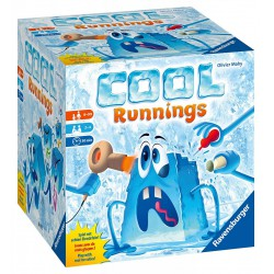 Ravensburger Cool Runnings társasjáték - Társasjátékok - Társasjátékok Ravensburger