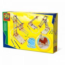 SES Hidraulikus építő készlet - SES kreatív játékok - SES kreatív játékok SES