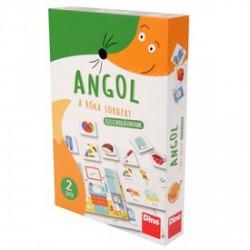 Angol oktató játék - róka sorozat - Társasjátékok - Társasjátékok DINO