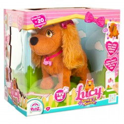 Lucy táncoló és énekelő kiskutya - Lányos játékok - Lányos játékok