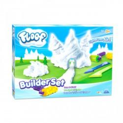 Floof! Hópehely gyurma formázó készlet - 150g - FLOOF! Hópehely gyurma - FLOOF! Hópehely gyurma Floof! Hópehely gyurma