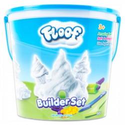 Floof! Hópehely gyurma vödrös formázó készlet - 150g - FLOOF! Hópehely gyurma - FLOOF! Hópehely gyurma Floof! Hópehely gyurma