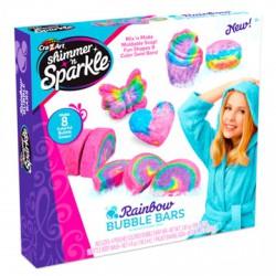 Cra-Z-Art szivárványszínű szappanok készlet - Cra-Z-Art lányos játékok - Cra-Z-Art lányos játékok Cra-Z-Art