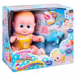 Bouncing Babies delfinnel úszkáló Baniel baba - Bouncing Babies játékok - Bouncing Babies játékok Bouncing Babies babák