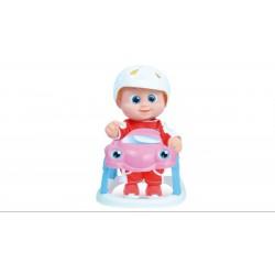 Bouncing Babies Szuper gyors sétáló Baniel baba autóval - Bouncing Babies játékok - Bouncing Babies játékok Bouncing Babies babák