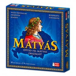 Mátyás kooperációs családi társasjáték - Társasjátékok - Társasjátékok