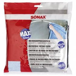 SONAX MAXI Mikroszálas Kendő - 80x50cm - ESZKÖZÖK - ÁPOLÁS