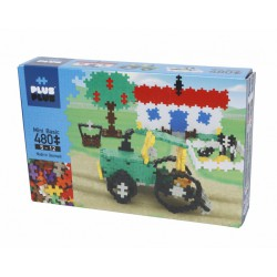 PlusPlus építőjáték - Tanya 480 darabos - PlusPlus építőjátékok - Építőjátékok PlusPlus építőjáték