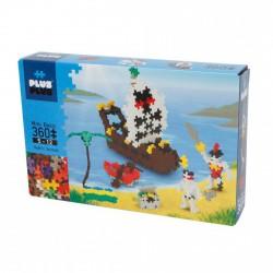 PlusPlus építőjáték - Kalózok 360 darabos - PlusPlus építőjátékok - Építőjátékok PlusPlus építőjáték