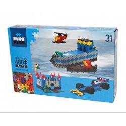 PlusPlus Mini Basic építőjáték - 3IN1 480 darabos - PlusPlus építőjátékok - Építőjátékok PlusPlus építőjáték