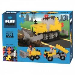 PlusPlus Mini Basic építőjáték - útépítés 220 darabos - PlusPlus építőjátékok - Építőjátékok PlusPlus építőjáték