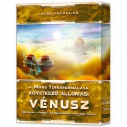 A Mars Terraformálása - Vénusz Next kiegészítő - Társasjátékok - Társasjátékok