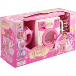 Mosógép vasalóval, kiegészítőkkel - játék - Lányos játékok - Lányos játékok