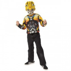 Transformers Bumblebee jelmez - Jelmezek - Jelmezek Transformers