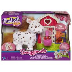 FurReal Friends - kis sétáló Sweet Blossom póni - Plüss és állat,-mesefigurák - Plüss és állat,-mesefigurák