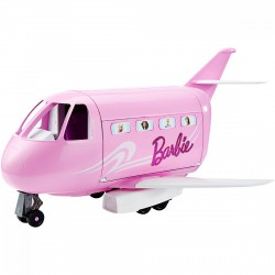Barbie repülőgép DMR53 - Barbie babák - Barbie babák Barbie