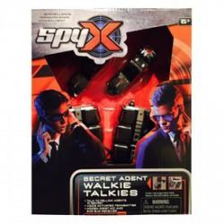SpyX rejtett adóvevő készlet -Spyx kémjátékok -Spyx kémjátékok SpyX