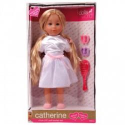 Catherine extra hosszú szőke hajú baba - Dolls World babák - Dolls World babák Dolls World