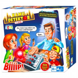 Kamu detektor társasjáték - Társasjátékok - Társasjátékok